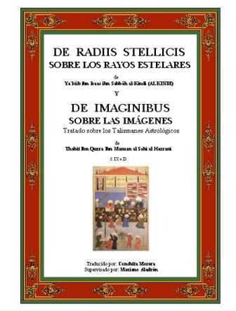 De Radiis Stellicis Sobre los Rayos Estelares y de Imaginibus sobre las imágenes (Tratado sobre los Talismanes Astrológicos)